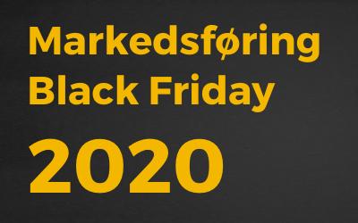 Den smarteste investering til Black Friday 2020 er automatiske e-mails